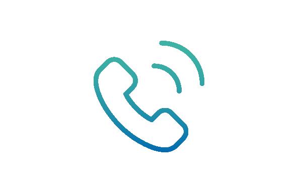 Contact - Pictogramme téléphone