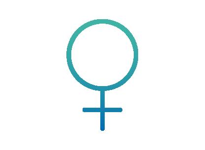 Compteur - Pourcentage de femmes